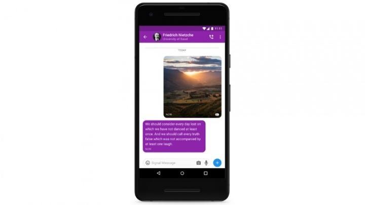 Signal falha chamadas atualizar android