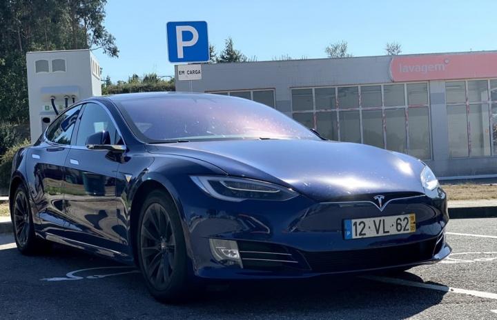 Imagem Tesla Model S P100 Pplware