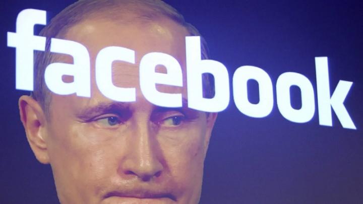 Facebook Twitter Rússia dados utilizadores