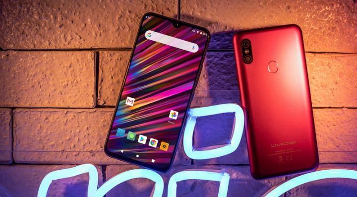 Umidigi F1, há um novo Android Pie com enorme bateria no mercado