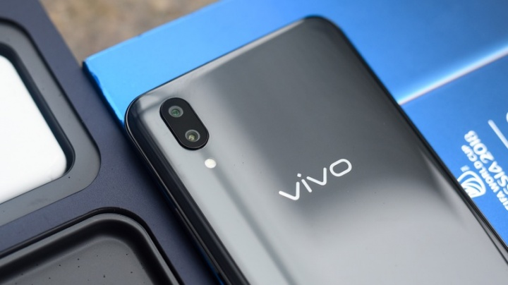 Vivo, smartphone, Android, design, smartphone Android