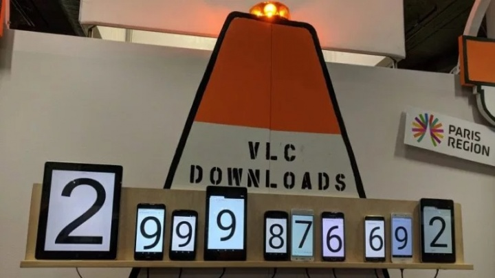 VLC, VideoLan, player, AirPlay, multimédia