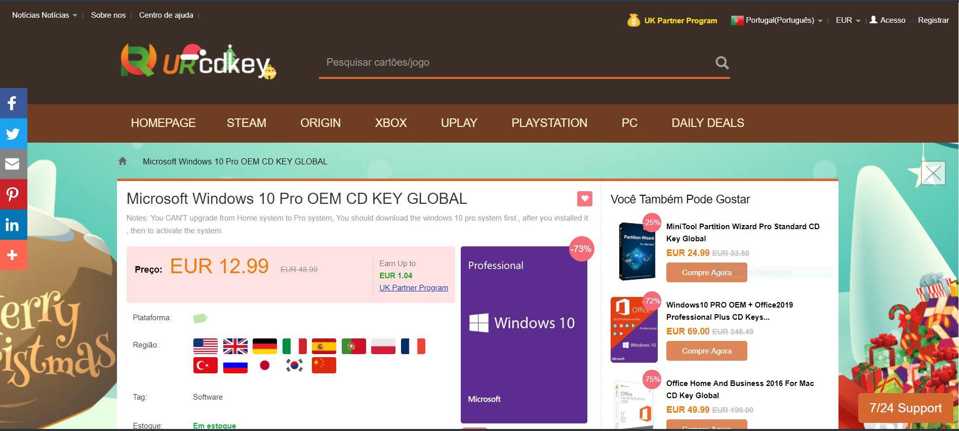 84536b1a32175 O novo ano traz vantagens para adquirir o Windows 10 e o Office ...