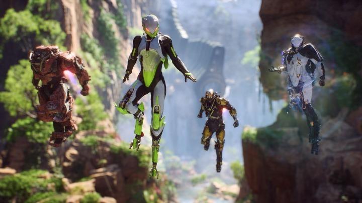 Xbox One S apanha boleia de Anthem