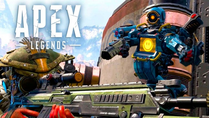 Apex Legends PUBG Fortnite bug jogo