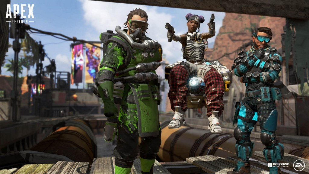 Apex Legends: jogo gratuito para PS4, PC e Xbox vai superar