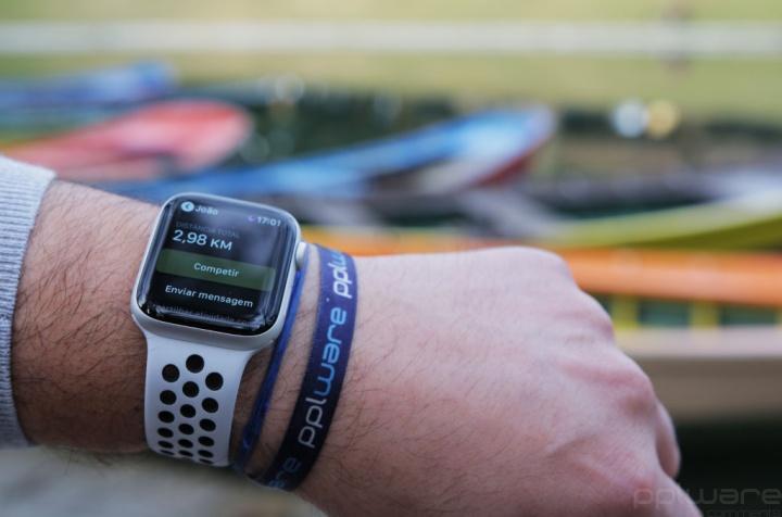 Apple Watch Pplware Samsung Galaxy Fold smartphone