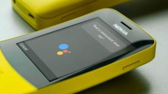 Assistente Google Android Go telemóvel