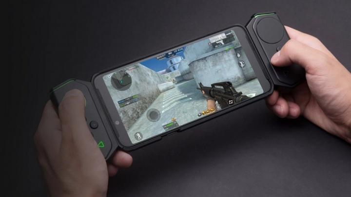 Black Shark 2 - esta poderá ser a imagem do futuro smartphone gaming