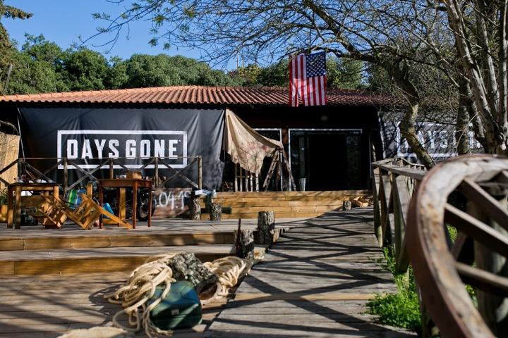 Days Gone apresentado para a Playstation 4 em Lisboa e em português
