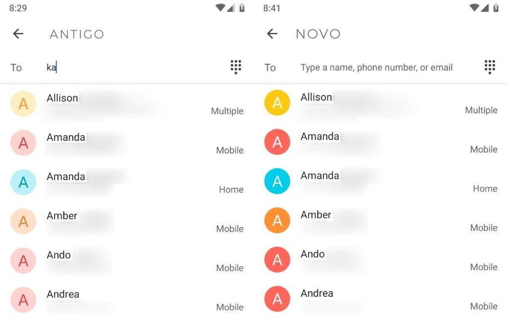 Google mensagens Android app smartphone