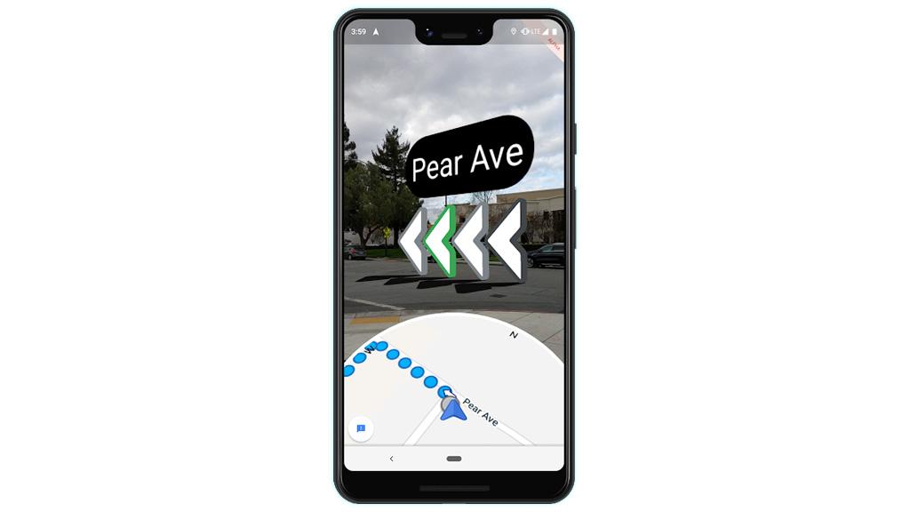Live View já está a chegar ao Google Maps para Android e iOS
