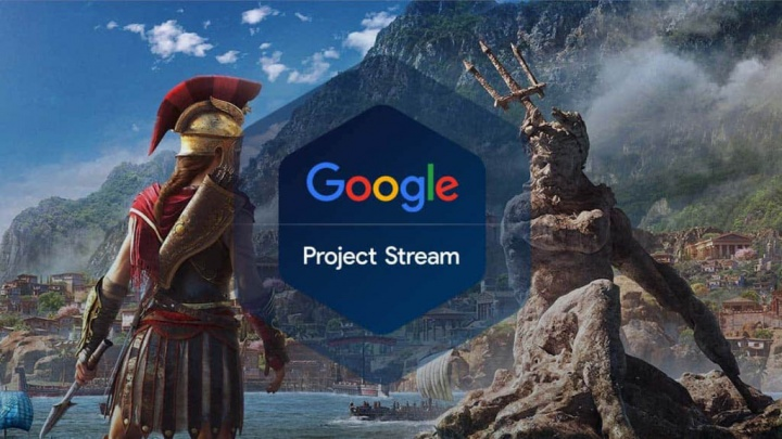 GDC 2019 Google Project Stream streaming PlayStation Xbox 1 Gaming jogos