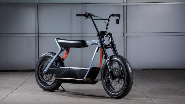 Harley-Davidson mostra-nos a sua scooter elétrica em vídeo