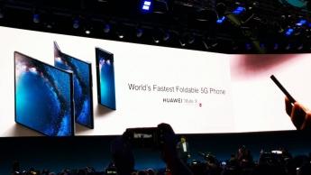 Huawei Mate X Samsung Galaxy Fold