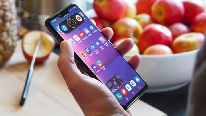 smartphones Android Pie Google LG G8 ThinQ MWC19 Android 2
