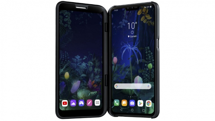 LG V50 ThinQ MWC19 Android