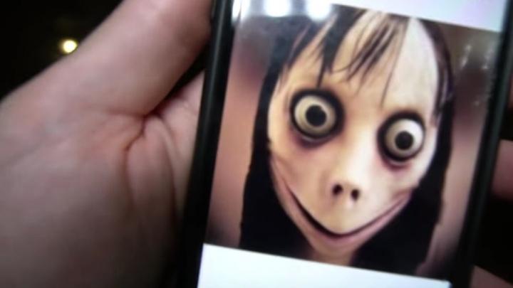 Momo challange whatsApp YouTube desafio Fortnite Peppa Pig