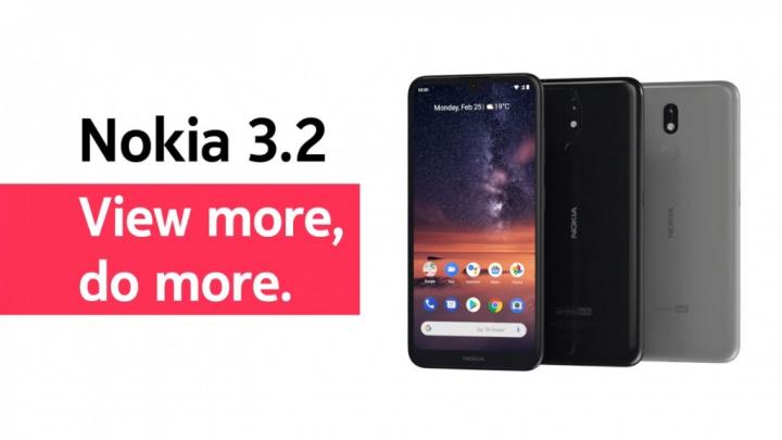 Nokia 4.2 Nokia 3.2 Nokia 1 Plus smartphone Android MWC19