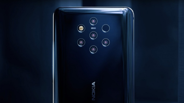 Nokia 9 PureView Android One 1