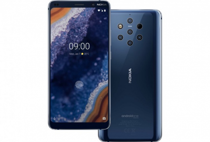 Nokia 9 PureView smartphone Android MWC19