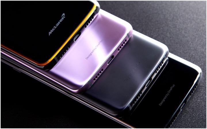 OnePlus 7 telemóvel Android carregamento