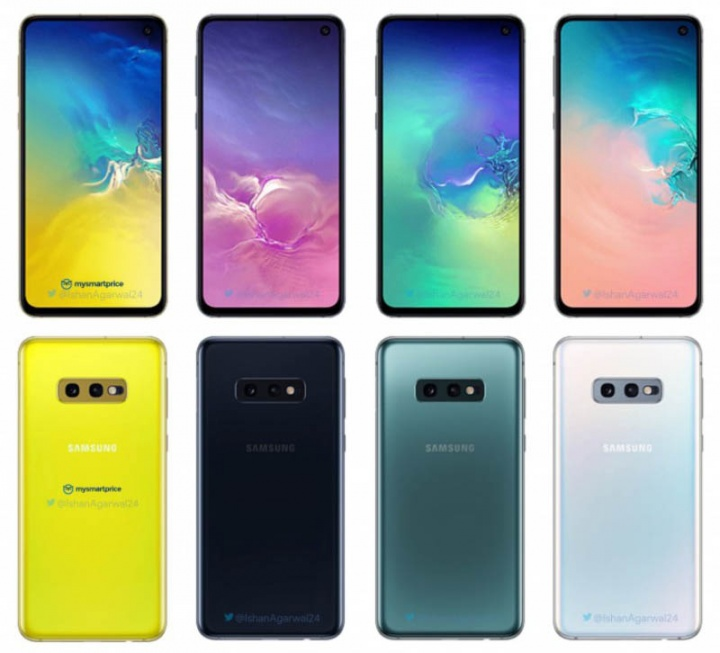 Samsung Galaxy S10e Apple iPhone XR 2