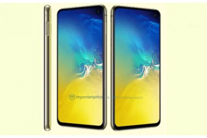 Samsung Galaxy S10e Apple iPhone XR 1