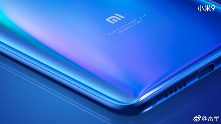 Android Xiaomi Mi 9 smartphone