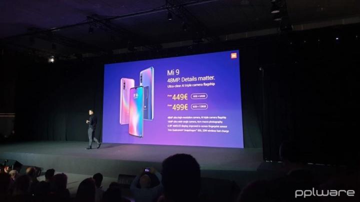 Xiaomi Mi 9 smartphones Android smartphone Android preço