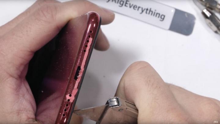 Xiaomi Redmi Note 7 JerryRig 2 telemóvel