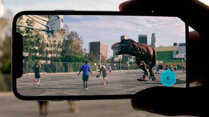 O futuro da Apple passará pela Realidade Aumentada