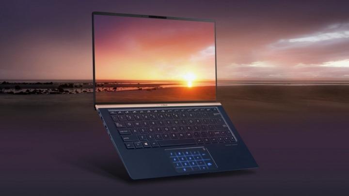 Asus ZenBook - há uma nova geração de computadores portáteis