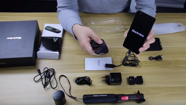 Blackview mostra mais sobre o seu novo smartphone