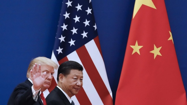 EUA China Huawei 5G Donald Trump