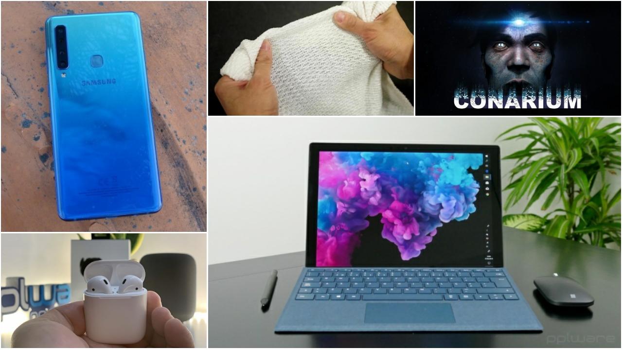 E os destaques tecnológicos da semana que passou foram…
