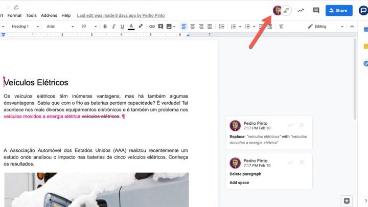 O Google Docs pode substituir o Word da Microsoft? Claro que sim…(4)