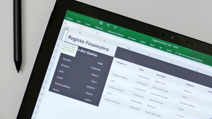 Excel – 10 Folhas de Gestão Financeira