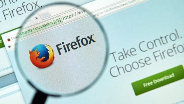 Firefox Mozilla extensions browser problem
