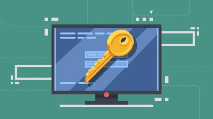 gestor passwords protegidos segurança memória