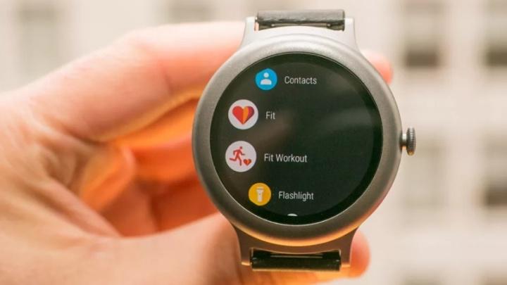 Google Google Fit Android Wear OS exercício