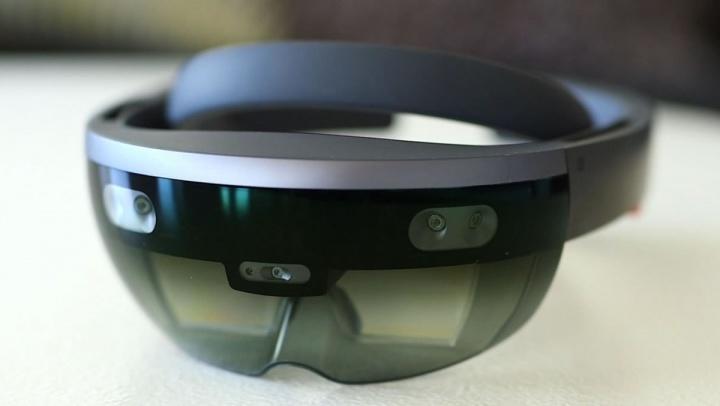 HoloLens Microsoft Windows 10 atualizações