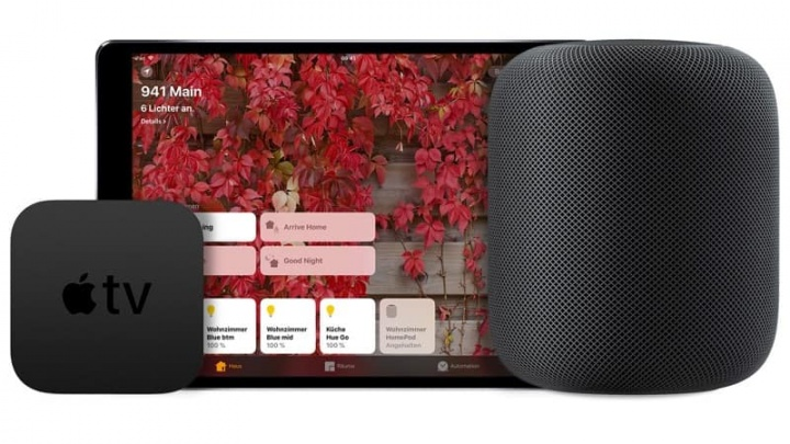 Apple HomePod Apple TV preço lucro