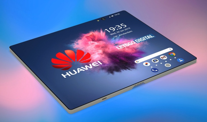 Huawei, smartphone, smartphone dobrável, Huawei Mate Fold, Mate Fold