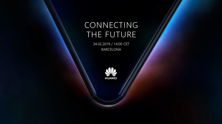 Huawei Mate X dobrável smartphone 5G