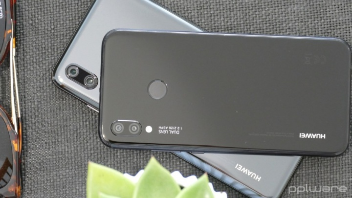 Huawei P20 Lite EMUI smartphones Android
