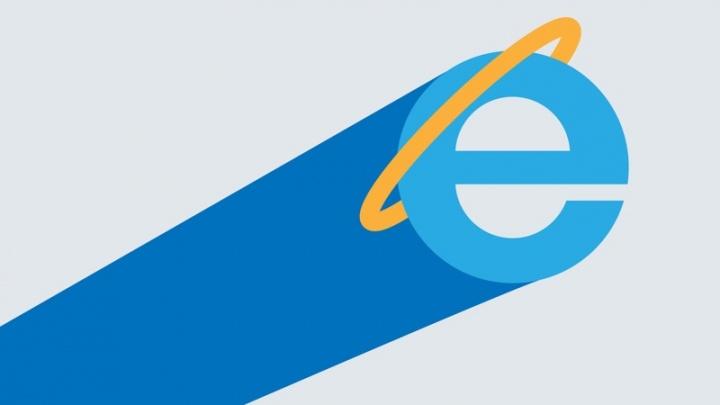 Internet Explorer Microsoft browser terminou
