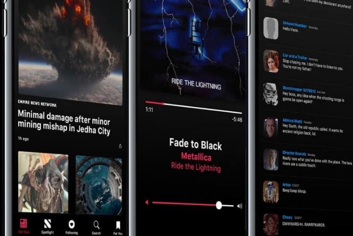 iOS 13 iPhone Apple iPhone 7 dark mode