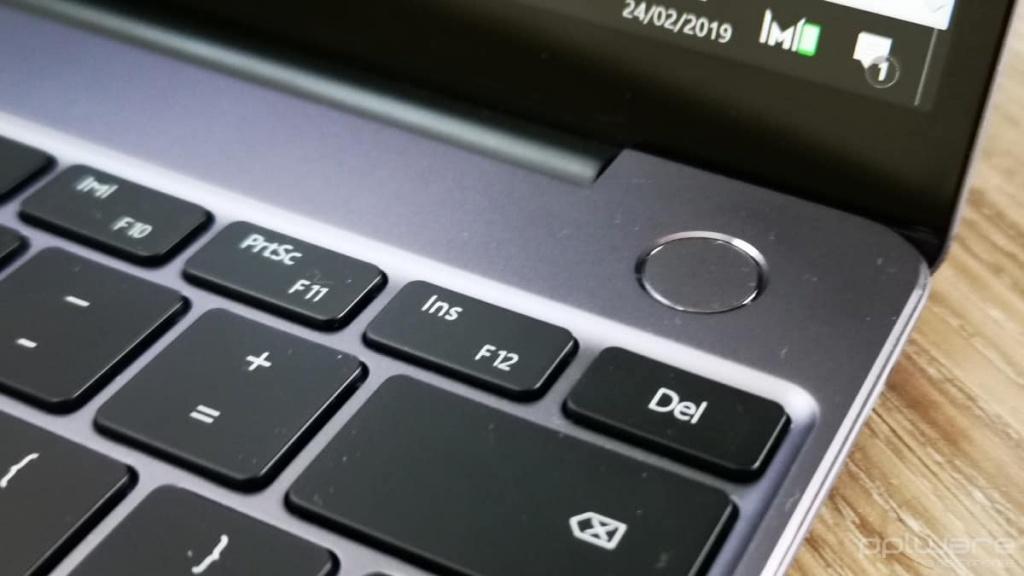 Huawei MateBook portátil smartphone