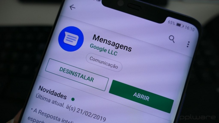 A Assistente da Google está a caminho das Mensagens no seu Android